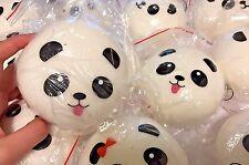 10cm Jumbo Panda Bun Squishy SLOW RISING 1 Pc. USA SELLER