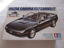 24074 Tamiya 1:24 - Mazda Savanna RX-7 Cabriolet K