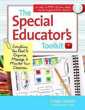 USED (GD) The Special Educator's Toolkit: Everything You Need to Organize, Manag