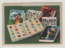 Examples Of Products Produced By Modern Printing Processes Vintage Trade Ad Card
