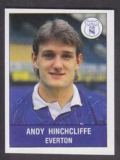 Panini - Football 91 - # 119 Andy Hinchcliffe - Everton