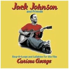 Jack Johnson : Sing-A-Longs & Lullabies for the Film Curious George CD