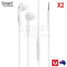X2 For Samsung Galaxy S7 S6 Edge Earphones Handsfree All Android Cellphones