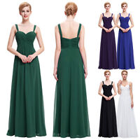 New Heart Neckline Bridesmaid Prom Ball Gown Formal Evening Party Cocktail Dress