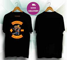 NEU RARE Mongol Mc Nation Usa Motorclycle Club Gildan T-Shirts S-5XL