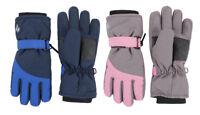 Heat Holders - Childrens Waterproof Winter Fleece Lined Warm Thermal Ski Gloves