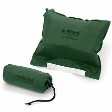 Multimat Campers pillow  Trekker Pillow Hunter Green Camping  Travel Pillow