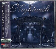 NIGHTWISH-IMAGENAERUM-JAPAN 2CDs BONUS TRACK F95