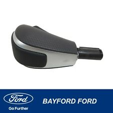 LEATHER GEAR SHIFTER KNOB AUTOMATIC SUITS FORD BF & MK2 FALCON ZF 6SPD AUTO