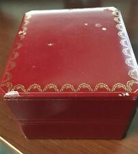 Cartier Watch Box Used Condition