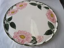 Tortenplatte Platte rund Villeroy & Boch Wildrose  32 cm durchmesser. 1