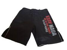 Krav Maga Shorts 36 Kickboxing, Jiujitsu, Muay Thai