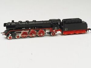 8885 Marklin Z-scale Steam Locomotive w/ tender Br 003 160-9 DB W/light