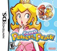 Super Princess Peach (Nintendo DS ) New (other).