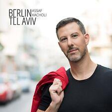 Assaf Kacholi-Berlino-Tel Aviv CD NUOVO