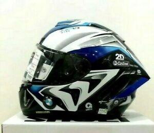 X14 X-Spirit 3 Motorcycle Full Face Helmet BM W S1000RR HP4 Moto Racing Helmet