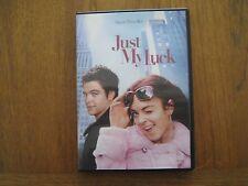Just My Luck CD Digital Press Kit Photos Lindsay Lohan chris Pine  PK1430