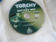 TORCHY THE BATTERY BOY - THE COMPLETE SECOND SERIES  Vol 2 Disc 1  {DVD}