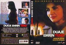 ALBANIAN MOVIE DVD - DUAJE EMRIN TEND - 1984