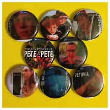 PETE & PETE 1in buttons pinbacks nickelodeon