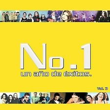 Various Artists : No 1: Un Año De Éxitos, Vol. 3 CD