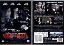 L'UOMO NELL'OMBRA - DVD NUOVO E SIGILLATO, PRIMA STAMPA, NO EDICOLA