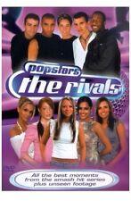 POPSTARS THE RIVALS DVD RARE TV MUSIC SHOW GIRLS ALOUD CHERYL COLE
