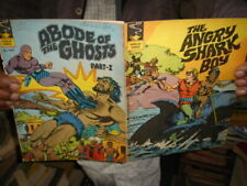 INDIA RARE - INDRAJAL COMICS IN ENGLISH NO. 400  TO 443  - 34 IN 1 LOT
