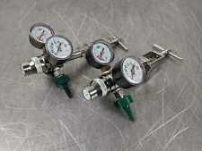 New listing Lot of 2 Mobilaire Invacare Compressed Gas Regulator Hp2020