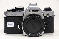 Nikon FM2 Body with titanium shutter!!!