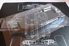 Fastrax Associated TC3 Lexan Under Body Dirt Protector -  FTTC01