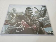 Deadpool 2 - Colossus Photo Signed auto  by Stefan Kapicic  With Zobie COa