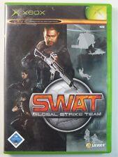 !!! XBOX CLASSIC SPIEL Swat Global Strike, gebraucht aber GUT !!!