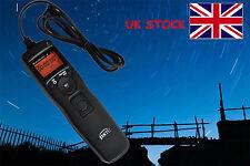 N3 Intervalometer Timer Remote for Nikon D7200 D7100 D7000 D5500 D5300 D5200 UK