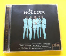 """CD """" THE HOLLIES - THE GOLD COLLECTION """" BEST OF / 20 HITS (POISON IVY)"""