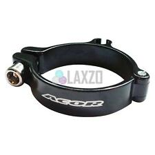 Acor Bicycle Front Derailleur Alloy Clamp On Cable Stop 31.8mm