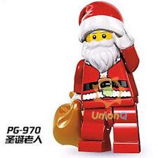 PG970 Super Heroes Avengers Santa Clause figure Building Block  toys