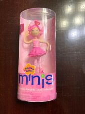 Groovy Girls Pink Minis Doll, Rubber Bendable, Approx. 4 1/2 in. Unused, 2004