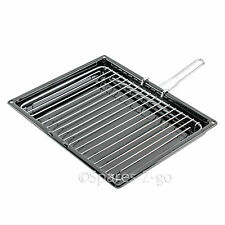 Grill Pan Tray Rack for WHIRLPOOL BAUKNECHT PHILIPS Cooker Oven