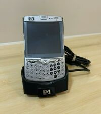 Hp Ipaq Hw6915 Pocket Pc Pda Wifi Mobile Phone Messenger w/charger. No Battery