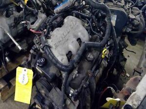 Engine 3.4L VIN E 8th Digit Fits 04-05 AZTEK 411387