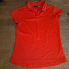Nautica Girls Uniform Size Large Red