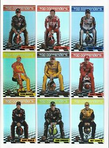2009 Premium TOP CONTENDERS GOLD PARALLEL #TC4 Tony Stewart BV$12 ONE CARD ONLY