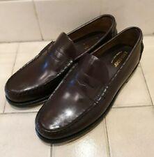 Sebago  B76690 Classic  Loafers   In Dark Burgundy  Size Uk8 Us8.5 Eu42