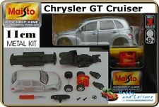 Maisto, Chrysler GT Cruiser, Assembly Line Die Cast Metal Model Kit. 29400