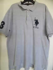 U.S. Polo Assn. Men's Big & Tall Big Pony Polo Shirt 2XL