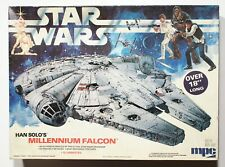 RARE AMT/ERTL 1-1925 1/78 Star Wars YT-1300 Millenium Falcon Light Freighter