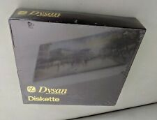 """Vintage Dysan USA 10 pack box 8"""" inch floppy diskettes old stock factory sealed"""