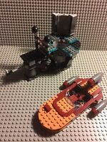 Lego Star Wars - Luke's Landspeeder From Set 75173 And Battle On Naboo 75169