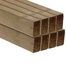 "2""X1"" 25X50MM Sawn Batten Treated Wood Wooden Fence Trellis Batten 3 M 9.84 feet"